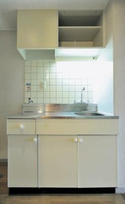 【キッチン】グランドヒルズF1