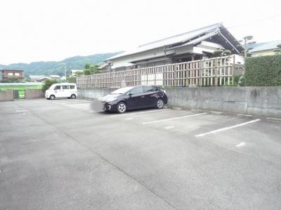 【駐車場】セジュール 郷