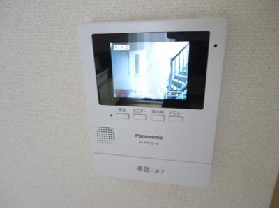 【設備】プレジール田中A.B