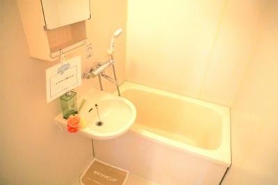 【浴室】プレジール田中A.B