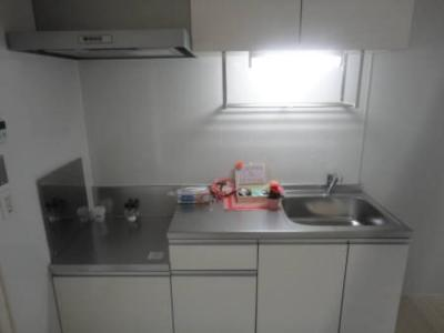 【キッチン】フレンドリーハイツ日野 A・B棟