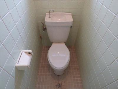 【トイレ】虎谷貸家