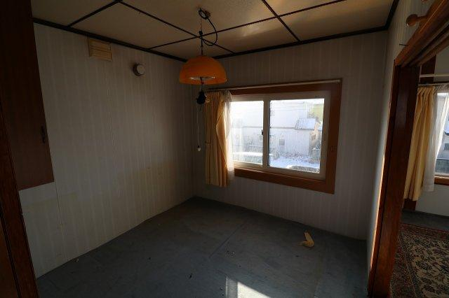 釧路益浦中古住宅