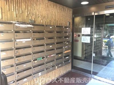 【その他共用部分】ライオンズマンション神戸元町