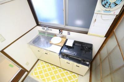 【キッチン】Mハイツ