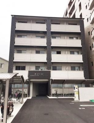 【外観】アドバンス京都西院パルティーレ