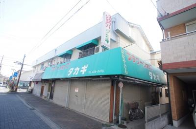 【外観】尾浜町3丁目貸家