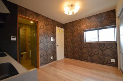 別室参考写真のため、クロス等デザイン異なります。