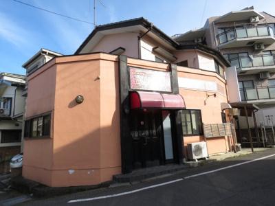 【外観】鶴ケ丘住居付店舗