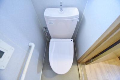 【トイレ】高鷲5丁目テラス