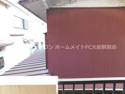 【展望】アンシャンテ大船