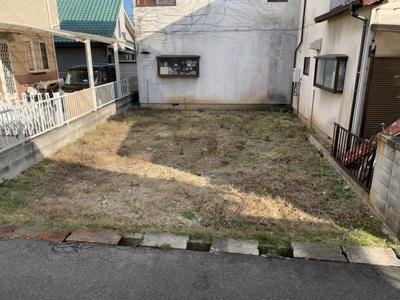 【外観】小古曽六丁目 土地