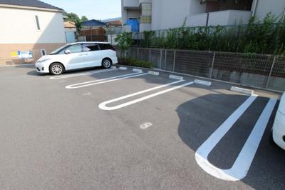 【駐車場】シャーメゾン クオレール