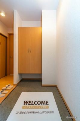 【玄関】グランコスモST