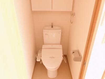 【トイレ】エクセラ池尻