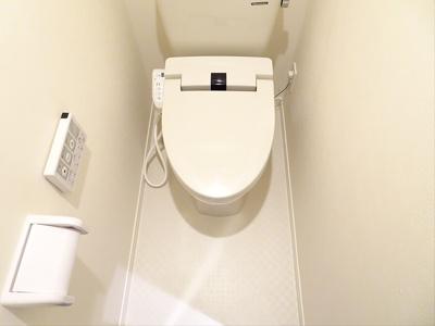 【トイレ】ウェルスクエアイズム明大前