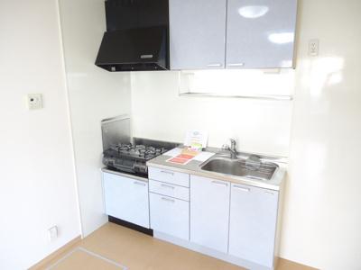 【キッチン】フローラ新町