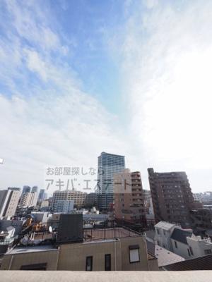 【展望】メゾンドミエル恵比寿