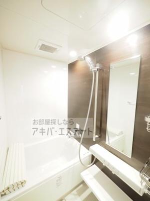 【浴室】メゾンドミエル恵比寿