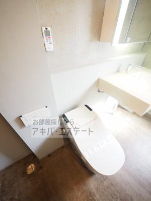 【トイレ】メゾンドミエル恵比寿