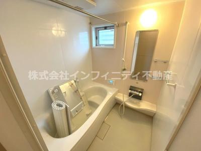 【浴室】メゾンドコリーヌ
