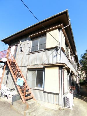 東急田園都市線「宮崎台」駅、「宮前平」駅より徒歩圏内の2階建てアパート♪スーパーが近くて便利な住環境です☆