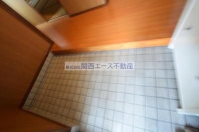 【玄関】第二シャトー新町