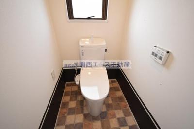 【トイレ】第二シャトー新町