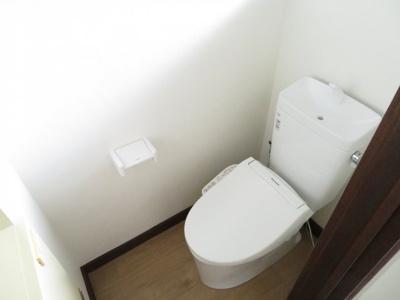 【トイレ】コーポ谷地