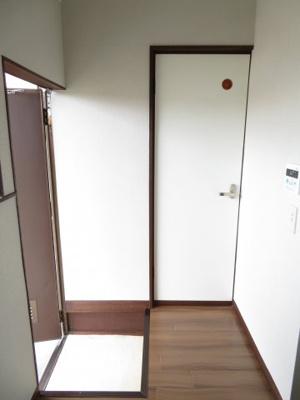 【玄関】コーポ谷地