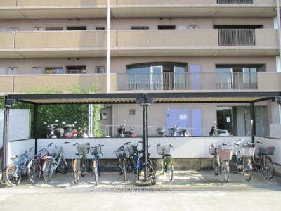 【駐車場】朝日プラザCITYウエストヒル神戸B棟