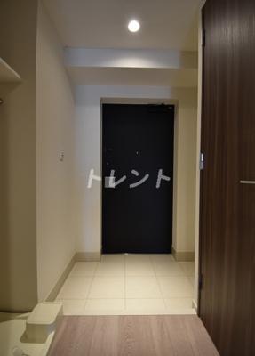 【玄関】コンフォリア門前仲町WEST