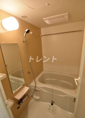 【浴室】コンフォリア門前仲町WEST