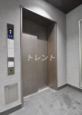 【エントランス】コンフォリア門前仲町WEST