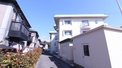 【外観】フルール大蔵谷