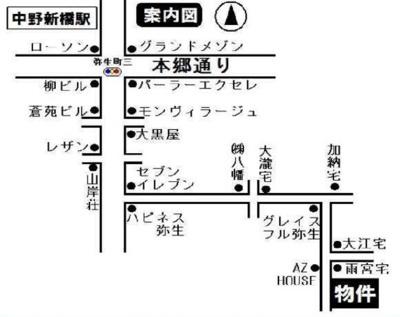 フェリスカーラの地図☆
