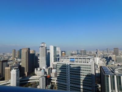 【展望】ザ・タワー大阪レジデンス