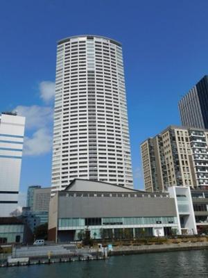 【外観】ザ・タワー大阪レジデンス