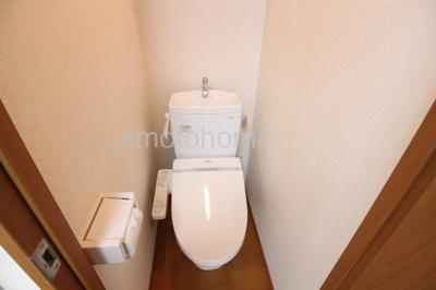 【トイレ】弁天町土居マンション