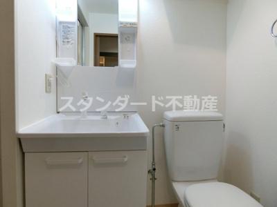 【独立洗面台】セイワパレス堂島シティ