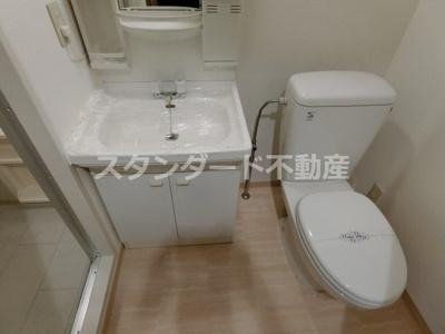 【トイレ】セイワパレス堂島シティ