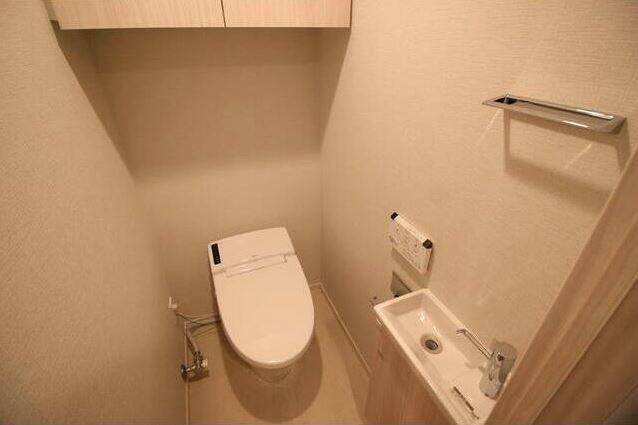 手洗い場付き