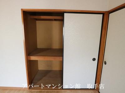 【収納】サンラフォーレ井野