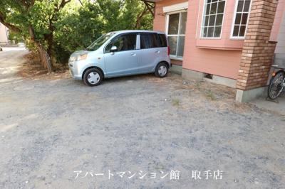 【駐車場】サンラフォーレ井野