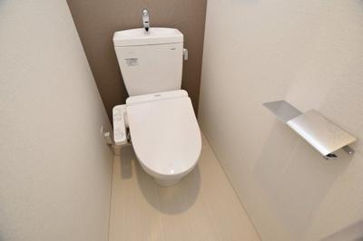 【トイレ】レオンコンフォート難波西Ⅲ