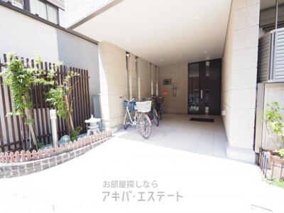 【エントランス】メゾン若竹