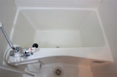 【浴室】アーデンタワー靭公園