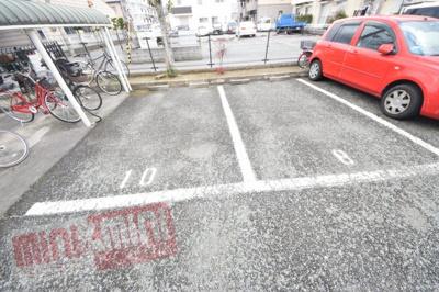 【駐車場】メゾンドクレール