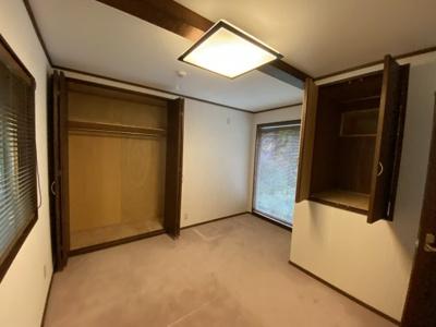 【寝室】三井伊豆山別荘地 中古戸建