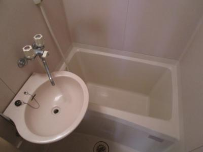 【浴室】中野ハイム